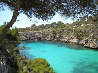 Villa Beach, next to Cala Pi beach., Sa Rapita