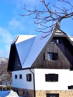 Etno garden Plitvice room
