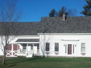 FULLY RESTORED 12 ROOM VT FARMHOUSE, Irasburg