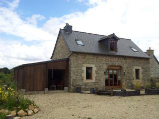 Kerguignard Renovated Barn, Lanrivain