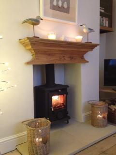 Enjoy a cosy winter break.  Please enquire for rates.