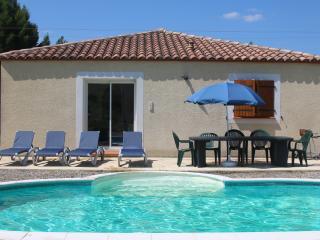 La Maison de Grues. Modern villa with pool, Limoux