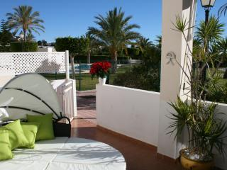 Free wifi Brand new Mojacar Playa beach apartment, Mojácar