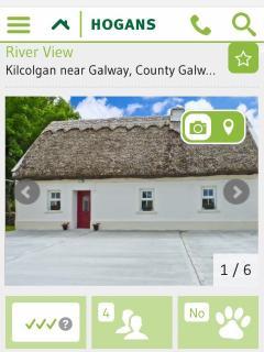 Holiday home, Kilcolgan
