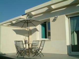 Terrasse villa 'Louvois'