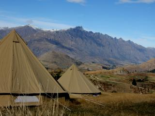 Cabin Fever Luxury Camping, Wanaka