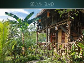 Sibuyan Island - The BoatHouse ( Boat Room )
