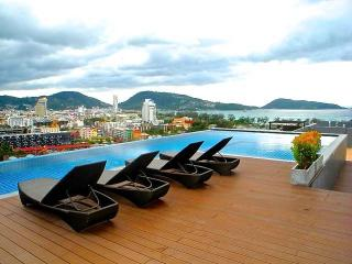 New apartment close to the beach in Patong