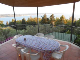 La Capannina piccola villa sul mare della Sicilia, Terrasini