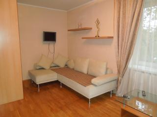 Cute studio apartment on the streets of Minsk