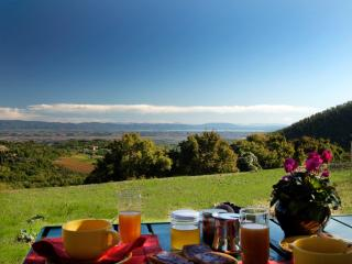 ...and to the Val di Chiana