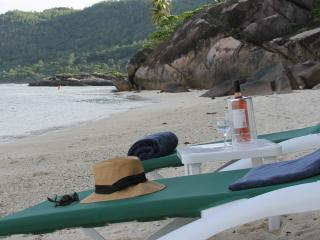 Beachfront Villa on 1 of Seychelles Best beaches, Anse Forbans
