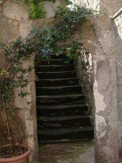 Arco Medioevale nella Struttura