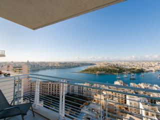 The Ultimate Luxury in Tigne Sliema, Amazing Views