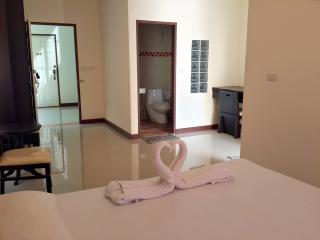 Apartment with Kitchen near Beach A, Lamai Beach