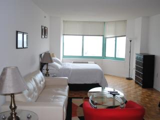 Modern Studio apt - Excellent Loc for NYC - NP, Jersey City