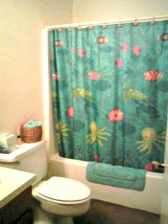 2nd full bath upstairs