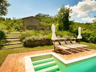 La Rondinaia, elegance and seclusion