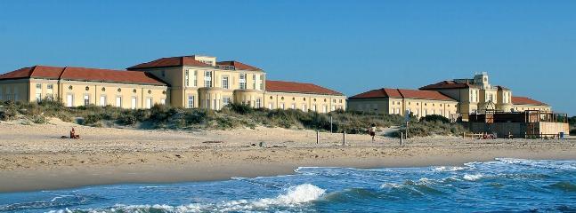 Il Residence visto dal mare