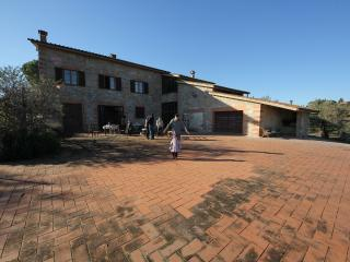Villa nel Chianti senese, Pievasciata