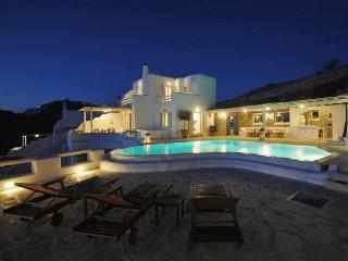 Blue Villas | Ornos Gem | Luxury Villa Complex