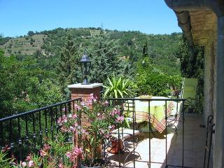 Le Vallespir apartment with roof terrace & views