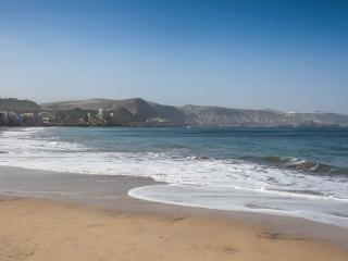 Marsin Playa 1ª Linea de playa las Canteras. WIFI, Las Palmas