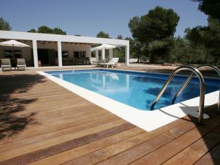 Modern Villa pool great location near Cala Jondal, Ibiza
