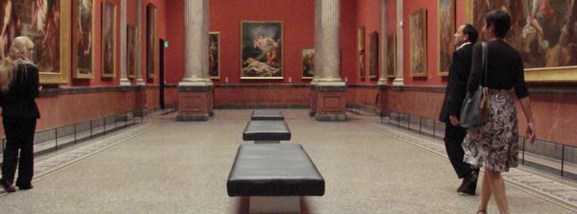 Le musée Fabre, 4ème collection de France, à 2 pas de la place de la comédie