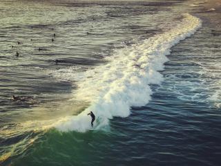 Beach Close Penthouse Condo in Huntington Beach