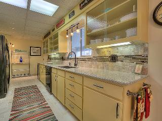 Fully equipped kitchen.  Granite counter tops