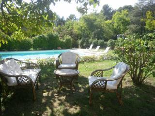 La maison d'Anna en Luberon, mas en Provence, Lauris