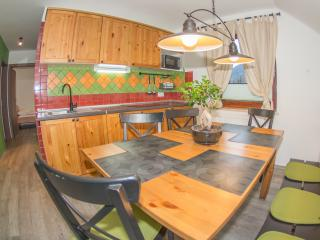 Apartments Helena*** new - app.no.4; mountain view, Kranjska Gora