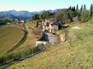 Panorama della collina