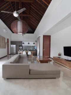 Huge living room