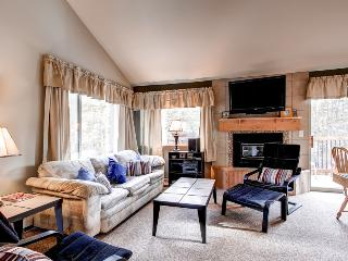 Comfortably Furnished  2 Bedroom  - **********, Breckenridge
