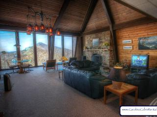 High-Altitude, Enormous Views, Large Gathering Area, Unique Design, Bargain Price, Seven Devils
