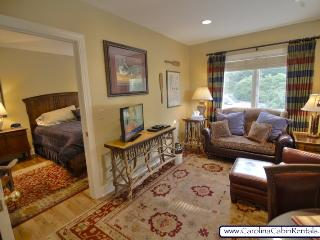 1BR Viewside Condo at the Yonahlossee Inn, Elegantly Decorated, Convenient Location Near Blowing Rock, Boone