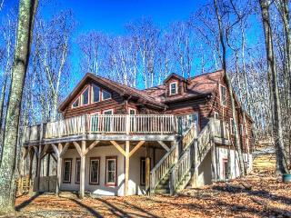 Beech Log Cabin, Beech Mountain