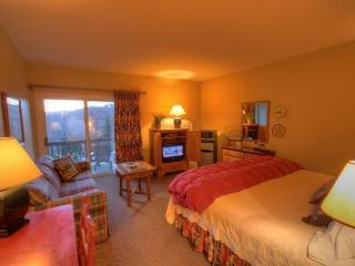 1BR Charming Inn Room at Yonahlossee Resort, Convenient Location Near Downtown Blowing Rock and Boone (Room 554)