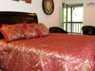 Bella Paradiso Condo 10 - Queen Studio with Kitchenette - Walk to Downtown, Eureka Springs