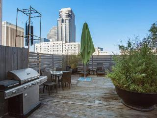 Stay Alfred Rooftop Deck at Heart of it All UL1, New Orleans