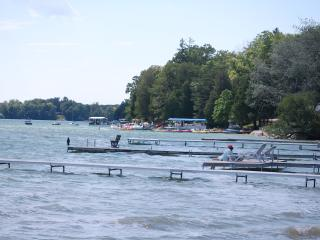 East Street Elkhart Lake