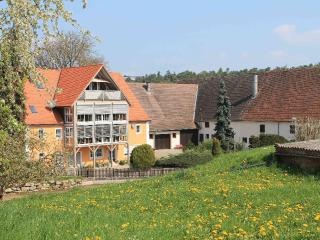 Vacation Apartment in Heilsbronn - 592 sqft, comfortable, bright, modern (# 5544)