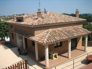 Sublime villa in Pedrasanta, just 25km from Barcelona