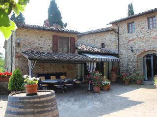 Villa Palazzo, Panzano in Chianti