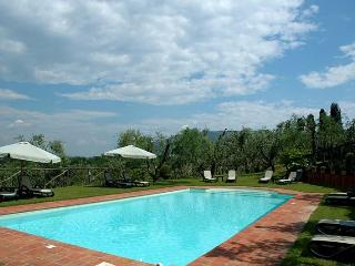 House 2of3 in Villa property & pool near Lucca, Arliano