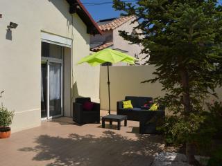 Maison t3 + terrasse 6pers 200m. plage Prado, Marsella