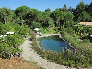 Studio Superior 3* for 2 in a villa at Grimaud