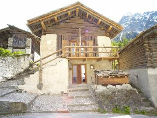 Luxury chalet rental in Borgonovo